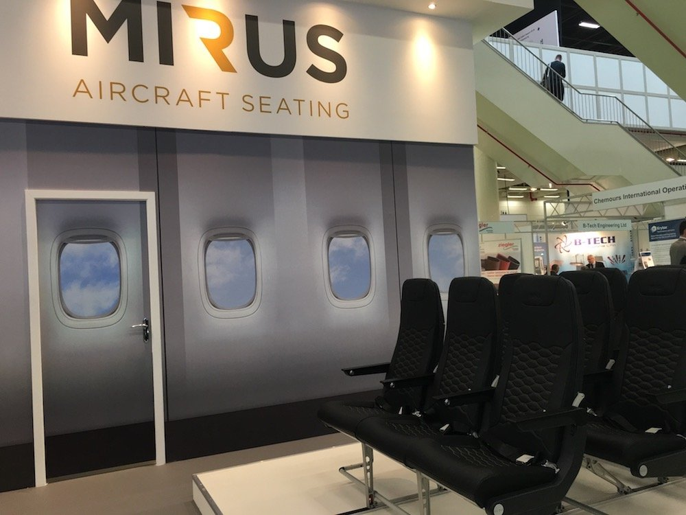 Mirus Aircraft Seating Expands To America Flight Chic